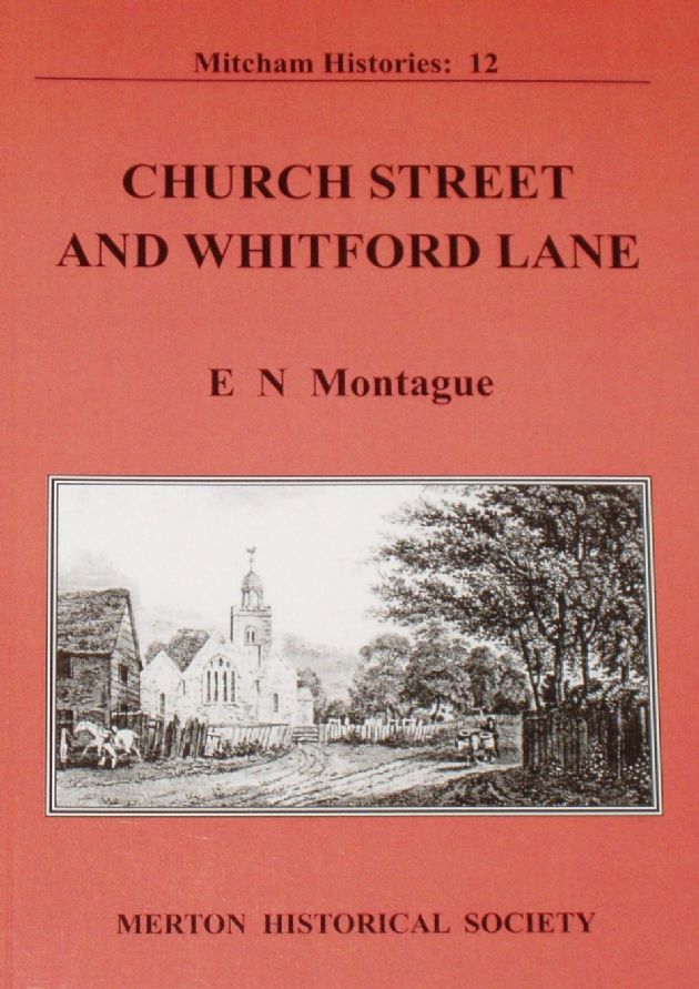 Church Street and Whitford Lane, by E.N. Montague